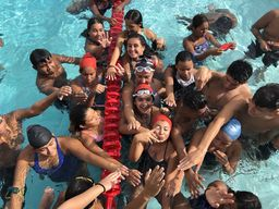 Swim Team Continues to Make History