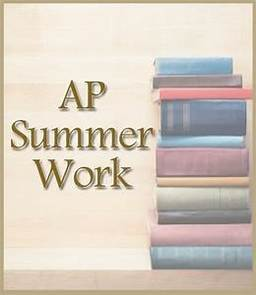 AP and Honors Summer Work