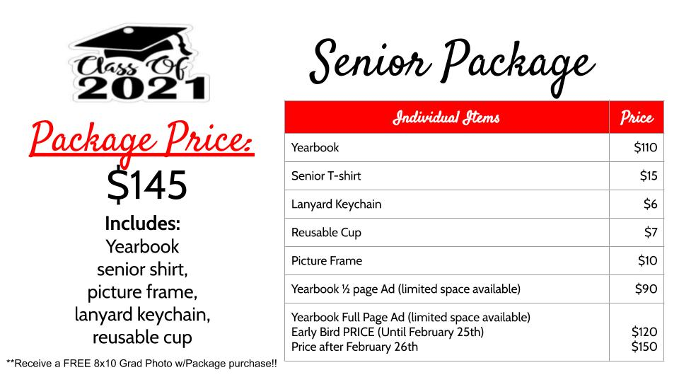 Package Prices
